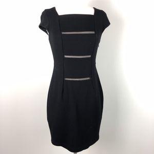 Bailey 44 | Little Black Dress Mesh Cut Outs